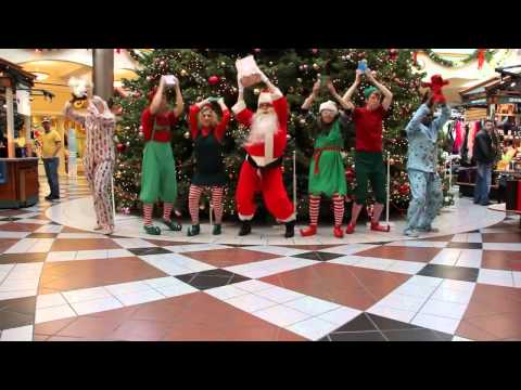 Jingle Bell Rock Anthem Christmas Parody