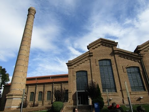 Industrial tourism in Barcelona: Water Route