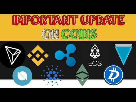 Instant Updates on 9 important Crypto Coins in Hindi/urdu