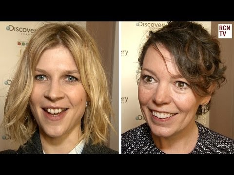 Broadcasting Press Guild Awards 2014 Interviews