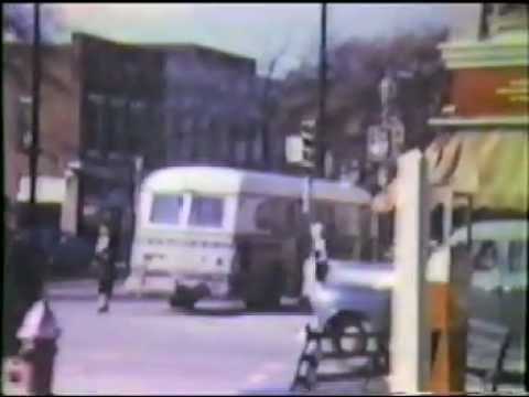 downtown griffin georgia in the 1950s youtube