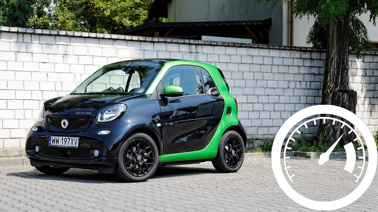Smart Fortwo Electric Drive 81 Hp Acceleration 0 100 Km H 120 1001cars