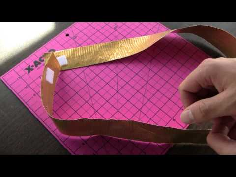 How To Make A Duct Tape Flag Football Set