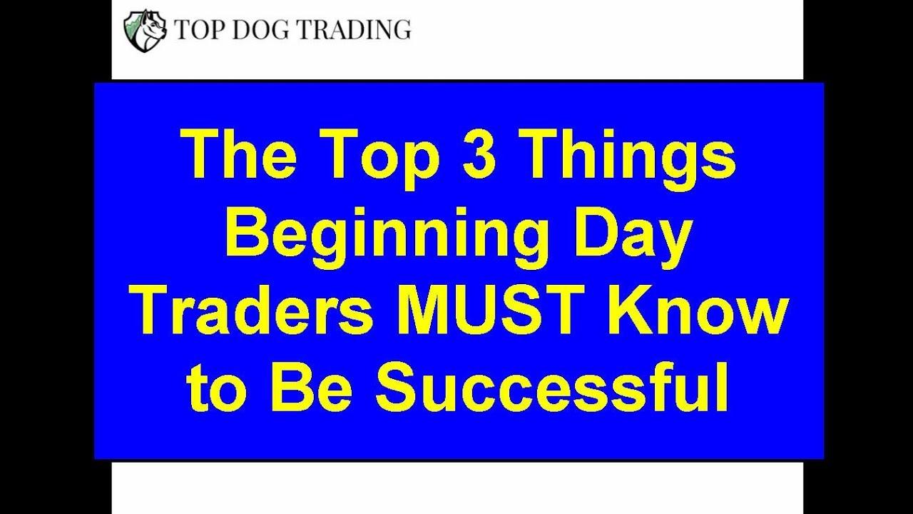 Day Trading Basics Part 2