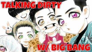 HIPHOP SUNBAE REACTS TO - BIGBANG - DIRTY CASH