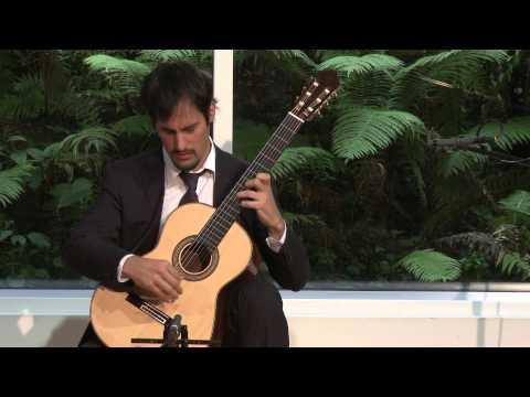 Marco Ramelli plays H.W.Henze - Bottom's dream from Royal Winter Music II Sonata