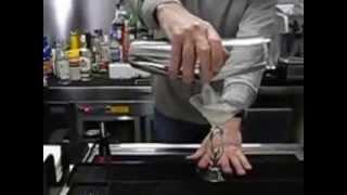 How To Make Kamikaze Cocktail.wmv