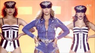 Repeat youtube video Beyonce and Jay Z OTR - Tom Ford\Run The World (LEGENDADO)