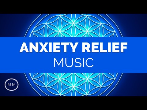 Anxiety Relief - Overcome Stress, Worry, Overthinking - Monaural Beats - Relaxing Music