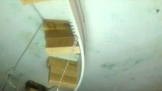 9 Двухуровневые потолки Крепеж багета для второго уровня(Рано или поздно, но наверное, каждый человек задумывается о строительстве своего собственного загородного..., 2013-09-26T07:38:53.000Z)