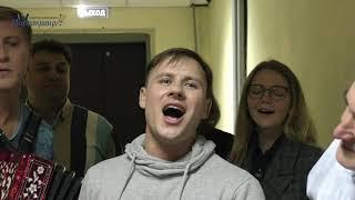 Александр Шломан и Игорь Шипков!  Гармонь - это душа народа. Это наше родное, близкое!