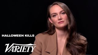 The 'Halloween Kills' Cast Picks Their Favorite Kills From The Film