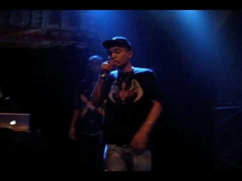 BUNK & FAKTISS live ANTIROUILLE