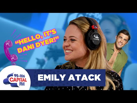 Emily Atack Pranks Calls Jack Fincham Pretending To Be Dani Dyer ☎️ | FULL INTERVIEW