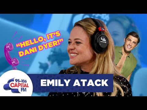 Emily Atack Pranks Calls Jack Fincham Pretending To Be Dani Dyer ☎️ | FULL INTERVIEW