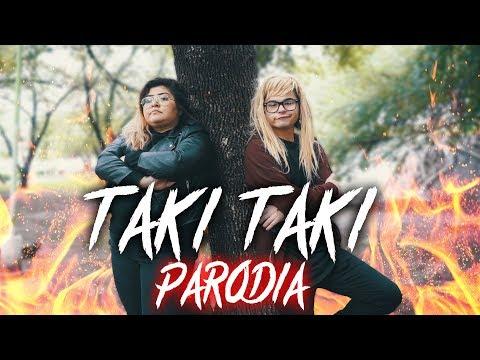 DJ Snake - Taki Taki Ft. Selena Gomez, Ozuna, Cardi B (PARODIA)