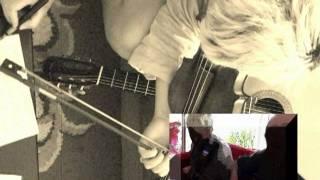 raison de plus duo violon guitare abelle lades neffous oloron sainte marie compositions béarn pyrénées