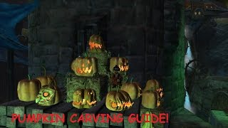 Guild Wars 2: Halloween Pumpkin Carving Guide
