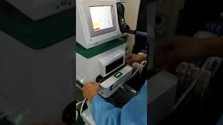 SMT tape auto splicing machine for EMS quality improving