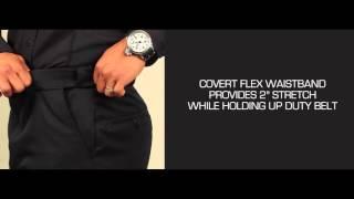 Elbeco TexTrop2 Hidden Cargo Pants Product Video