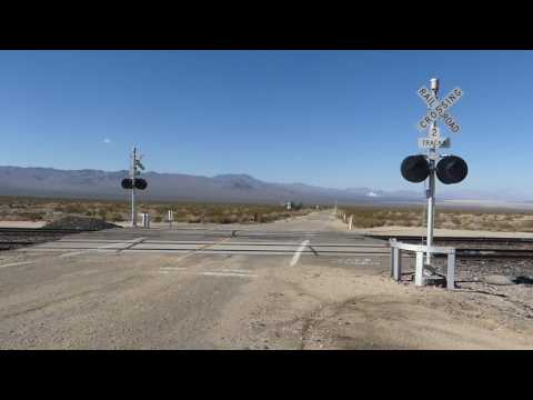 Union Pacific trains from Jean, NV to Ivanpah, CA