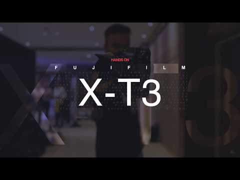[HINDI] Fujifilm XT3 hands on REVIEW [4K]