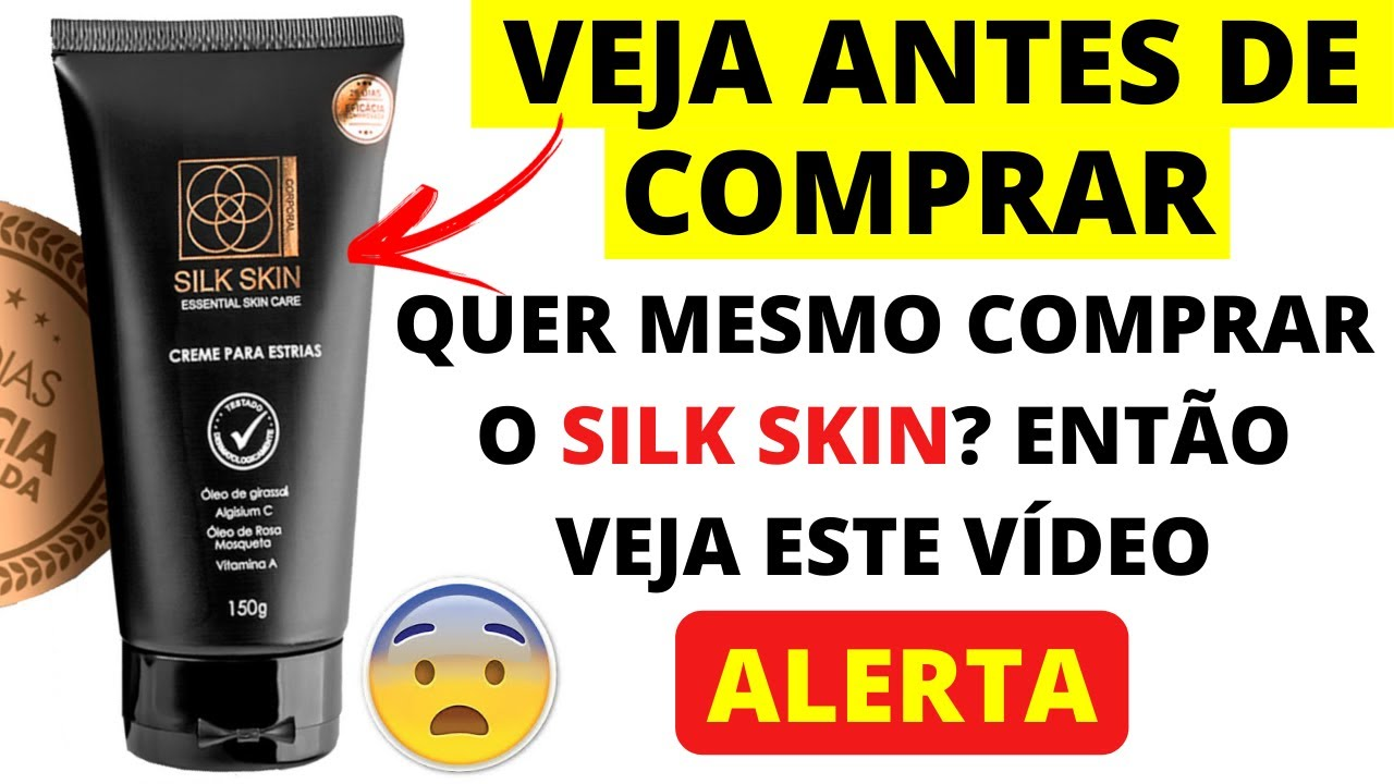 silk skin americanas