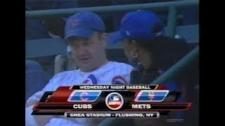 157 - Cubs at Mets - Wednesday, September 24, 2008 - 6:10pm CDT - ESPN