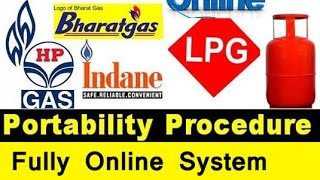 how to book hp gas online