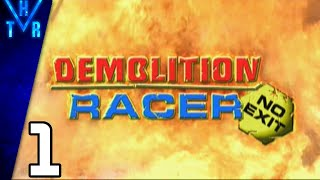 Demolition Racer: No Exit (Part 1) - Bumper Happy - HGPlay