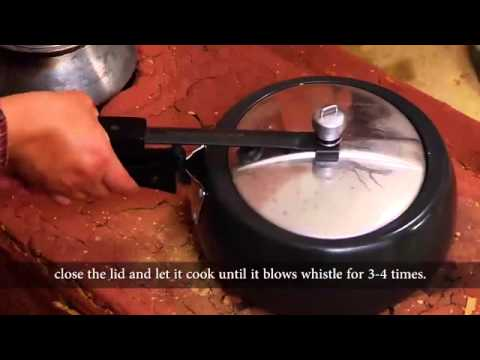 Nepal: How to Cook Pumpkin Porridge for Complementary Feeding (Nutrition)