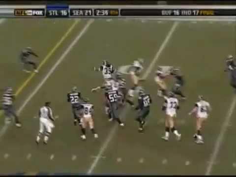 2006 TD Versus Seattle | Steven Jackson | SJ39.com