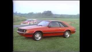 1982 Ford Mustang TV Ad Commercial  (3 of 4)