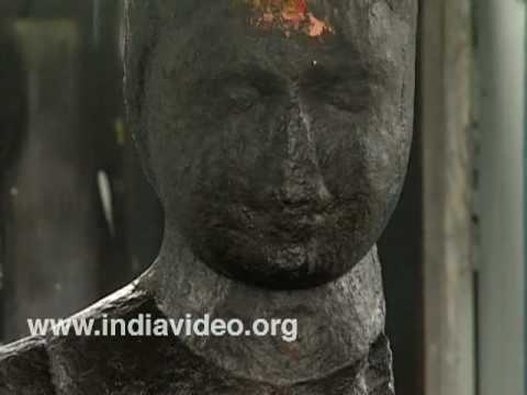 Karumadikuttan - the black granite idol