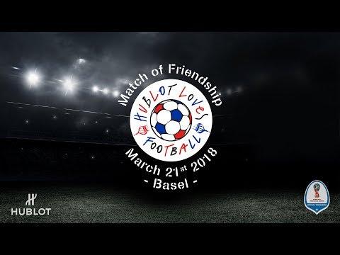 Football Match of Friendship - Live Stream