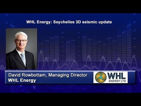 WHL Energy: Seychelles 3D seismic update