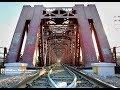 Pakistan Railway || Cab View, Side View & Back View || Indus River Railway Bridge, Kotri