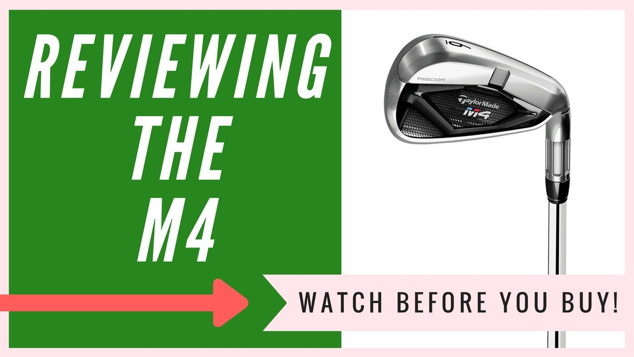 Taylormade M4 Irons Reviews | The Truth Revealed (2018)