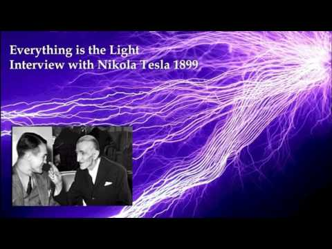 | NIKOLA TESLA  - INTERVIEW