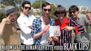 Nardwuar vs. The Black Lips