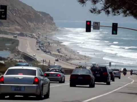 Bridge On Highway 101 California Coast Stock Photo 3198447 ...