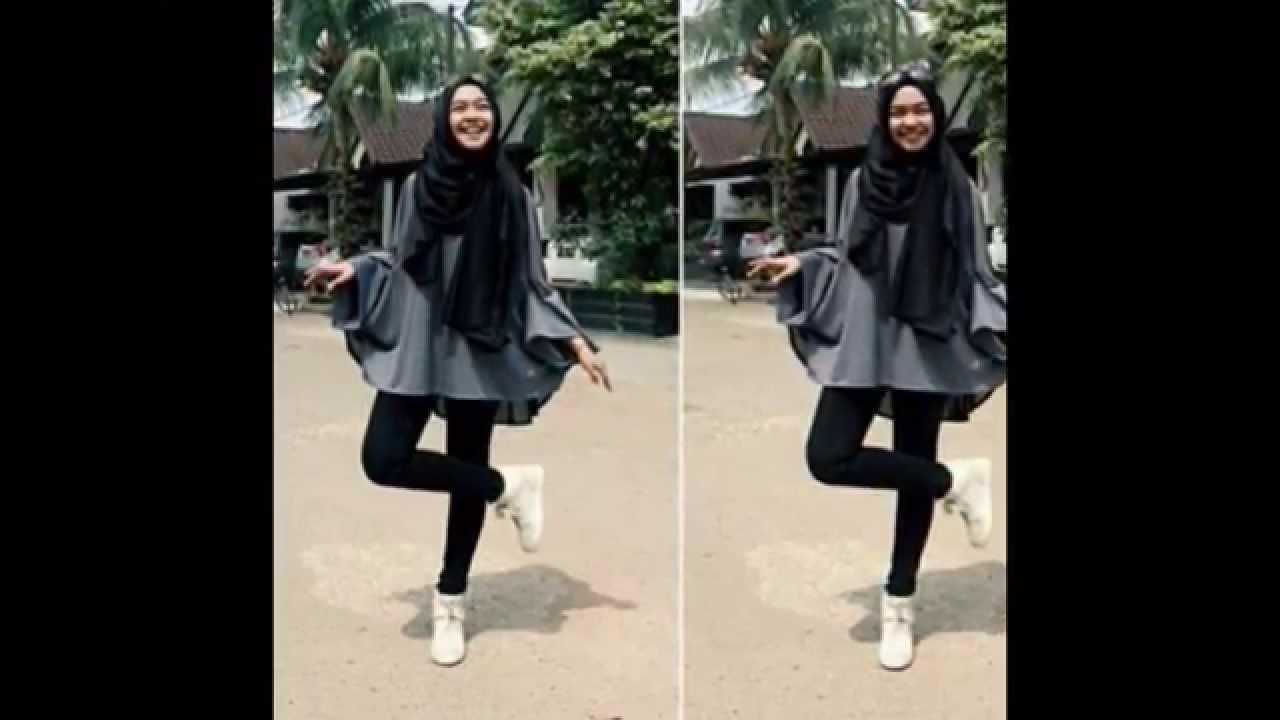 Foto Gaya Hijab Dan Busana Ria Yunita Adik Oki Setiana Dewi