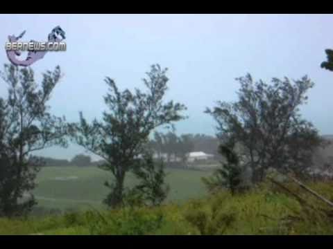Hurricane Igor - Footage from St. George's area