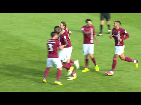 HIGHLIGHTS: Southend United 2 Northampton Town 2