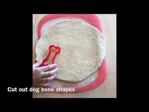 Easy Dog Treats Recipe