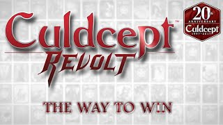 Culdcept Revolt - The Way To Win Trailer