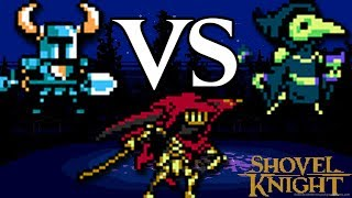 Which Shovel Knight Campaign is the Best? - Not the Bees Reviews