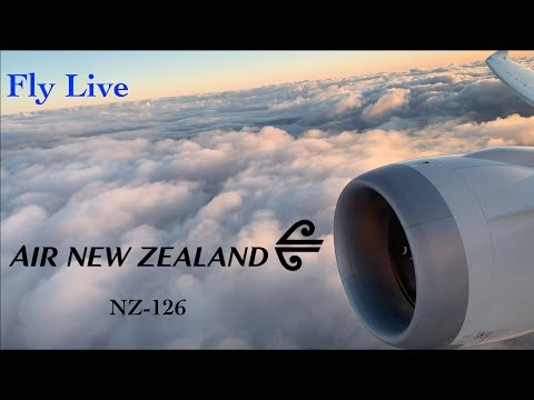 Air New Zealand NZ-126 Melbourne To Auckland Premium Economy  Flight Report (Boeing 787-9)