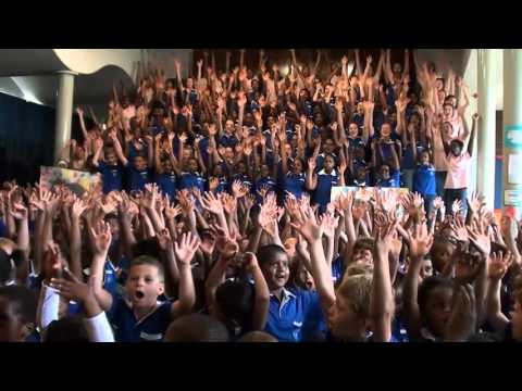St Catherines School Empangeni Rhino Shout Out