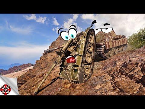 World of Tanks - Funny Moments | PHYSICS FIESTA! (WoT bugs, January 2019) thumbnail